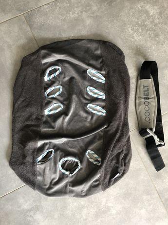 Uniwersalny pokrowiec nosidełko+cocobelt pas