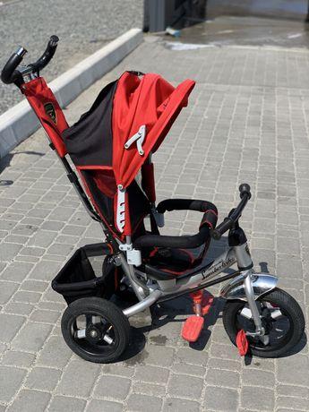 Azimut Lambortrike детский трехколесный велосипед