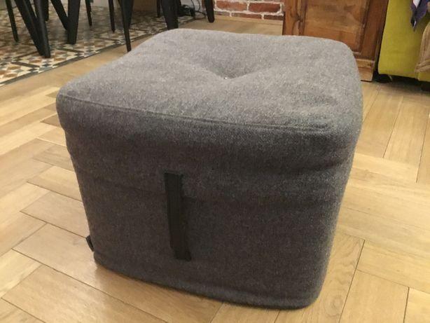 Pufa siedzisko MOMA STUDIO minimalistyczny design siedzenie