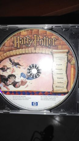 Harry Potter Creative para PC jogo 2002 Pedra Filosofal