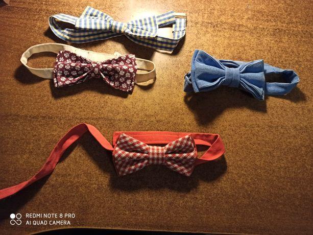 Бабочки-галстук на выбор