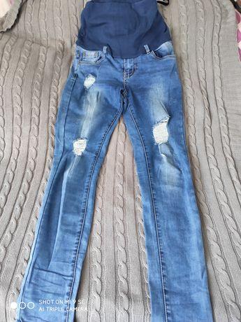 Spodnie ciążowe rozmiar S