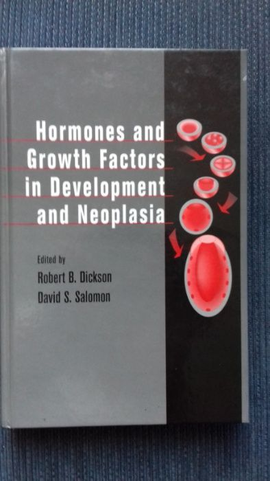 Książka medyczna Hormones and Growth Factors in Development... Białystok - image 1