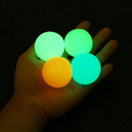 Glowe balls / Липкие шары антистрес