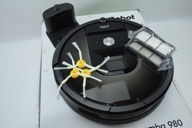 Робот-пылесос iRobot Roomba 980 (960)   ГАРАНТИЯ   #15573
