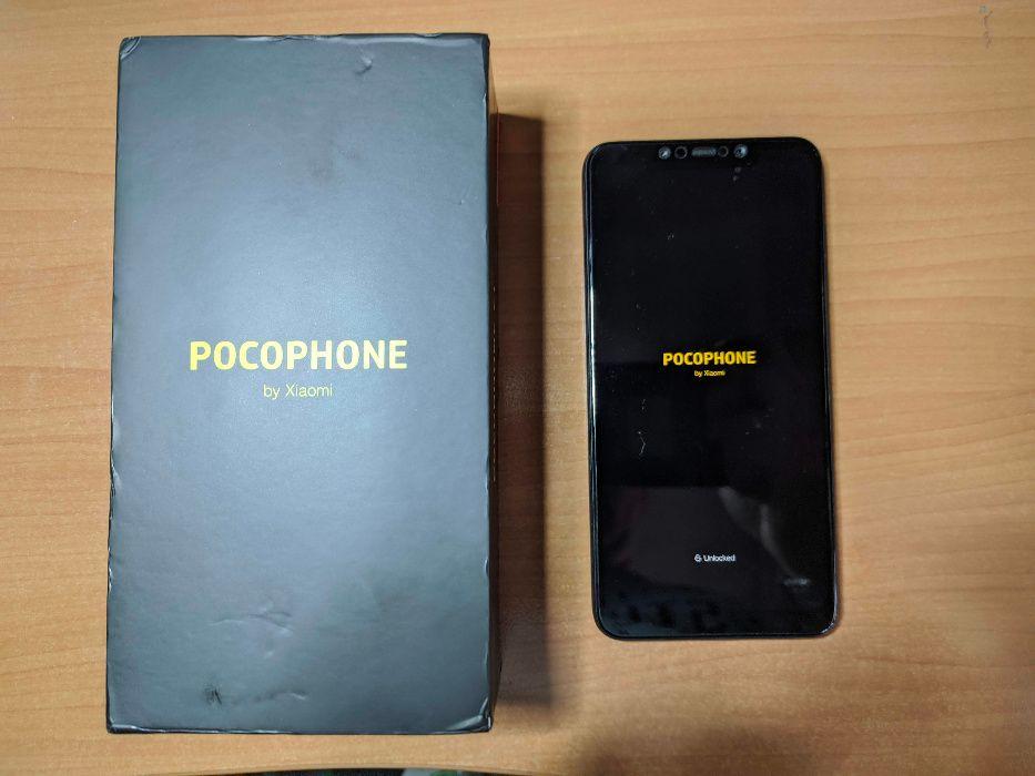 Xiaomi Pocophone f1 6/64 Дружковка - изображение 1