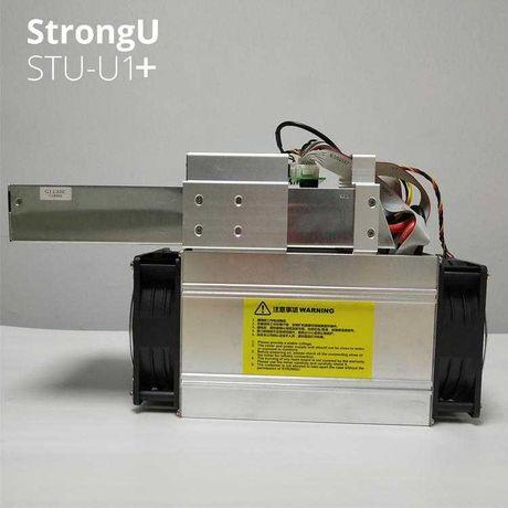 ASIC Miner StrongU U1+ | DCR 12 Th/s | Lucro de 230€/mês