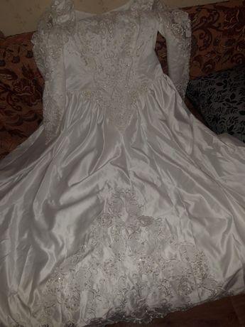 Свадебное платье, шылось на заказ