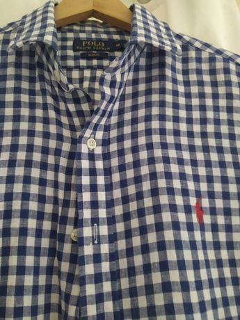 Camisa Ralph Lauren  Linho