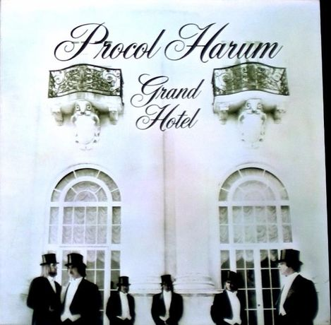 Procol Harum - Grand Hotel (1973) LP Vinil