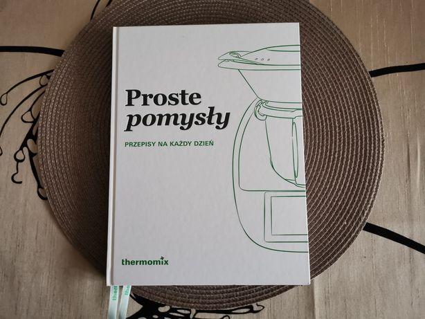 Książka proste pomysły termomix