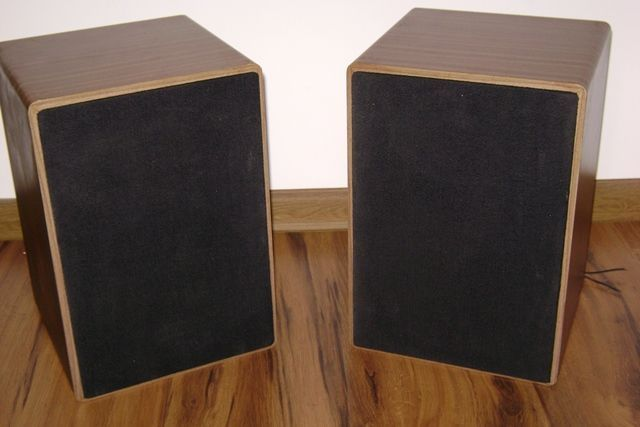 KOMPAKTBOX B9251 Kolumny głośnikowe VINTAGE klasyki Wysyłka