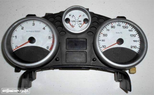 Quadrante Peugeot 207 1.6Hdi 2008 -  usado