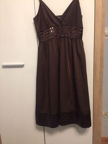 Suknia Sukienka Wieczorowa firmy Top Secret