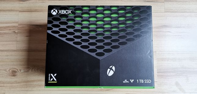 Konsola Xbox Series X