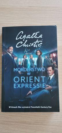 Morderstwo w Orient Expressie Agatha Christie