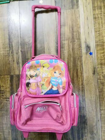 Детский рюкзак-чемодан ,150грн