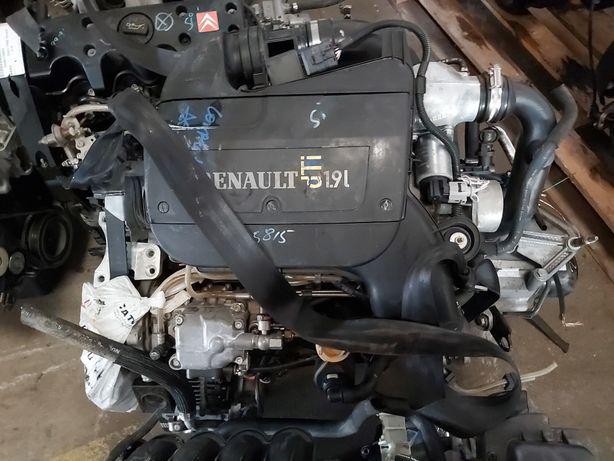 Motor renault megane/scenic 1.9dti