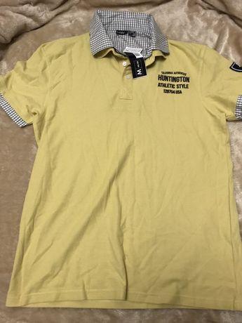 Мужская футболка-поло Италия