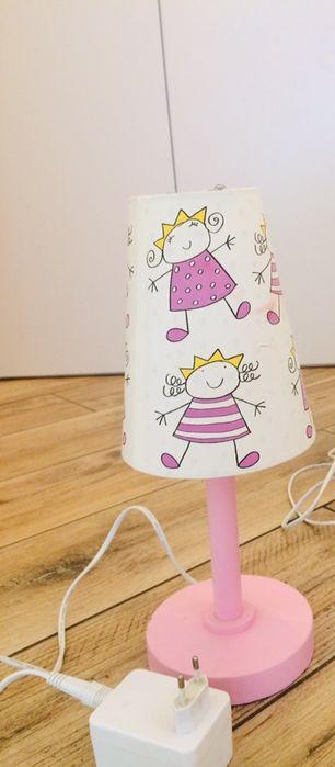 Lampka dziewczynka Trzebnica - image 1