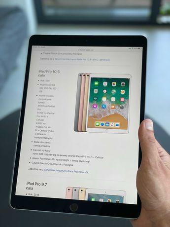 iPad Pro 10.5 WIFI + Cellular 64GB