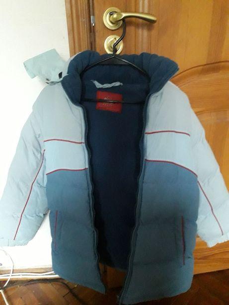 Теплая зимняя куртка С&A, р. 152-164