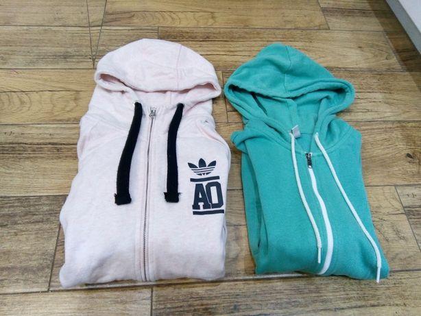 Adidas, bluza, bluza Adidas, bluza XS, bluza z kapturem