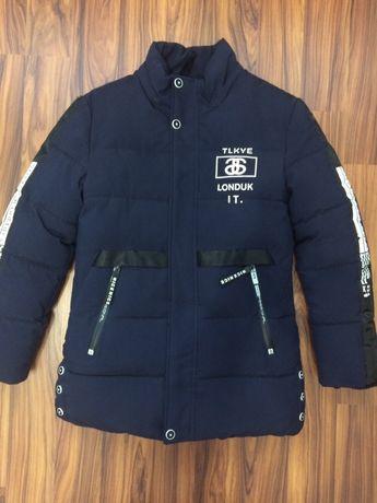 Зимова куртка зимняя курточка
