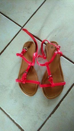 Sandały damskie roz. 37