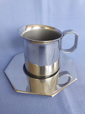 Сливочник молочник от кофейного  сервиза цептер. Посуда Zepter.