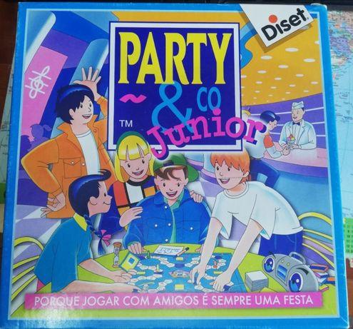 Jogo de Tabuleiro Party & Co Junior