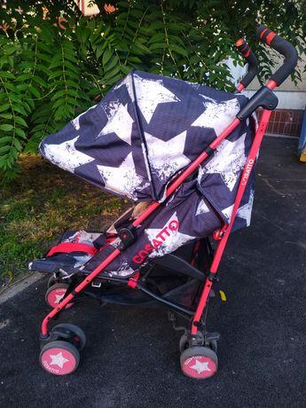 Прогулочная коляска трость Cosatto