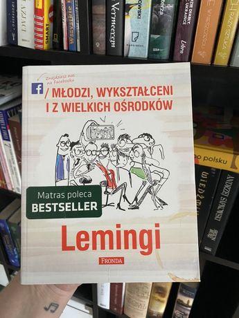 """Red. Jerzy A. Krakowski - """"Lemingi"""""""