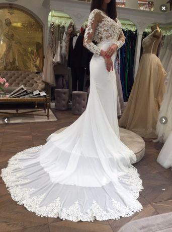 Suknia ślubna rozmiar S/M