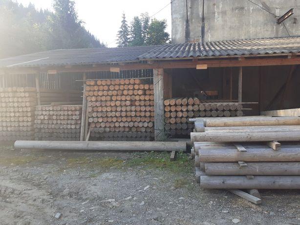 Продам зруб з дерева 3200грн/куб