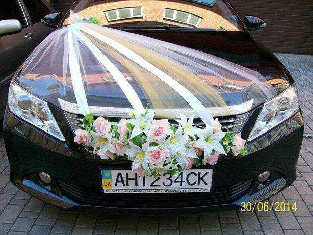 Украшение свадебное на авто аренда