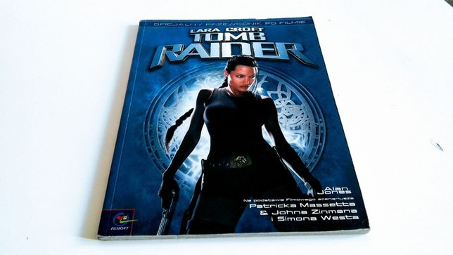Lara Croft Tomb Raider Oficjalny przewodnik po filmie