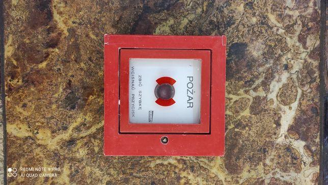 Ręczny ostrzegacz pożarowy ROP-3 Telfa