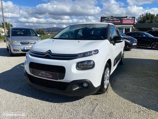 Citroën C3 1.6 BlueHDi Feel 83g