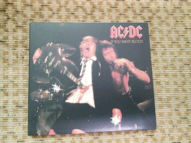 AC/DC If You Want Blood You've Got It COMO NOVO