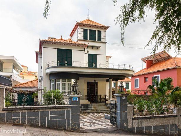 Moradia, 4 quartos, Funchal (Santa Luzia)