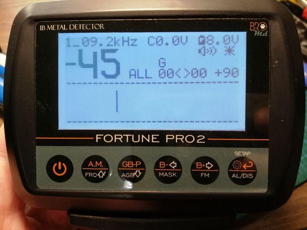 Фортуна ПРО2 блок управления (корпус G1910)