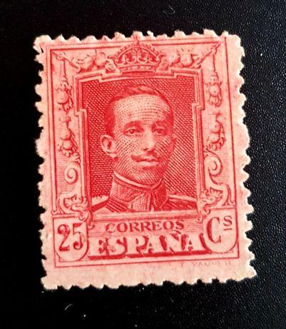 Selo Espanha 1922