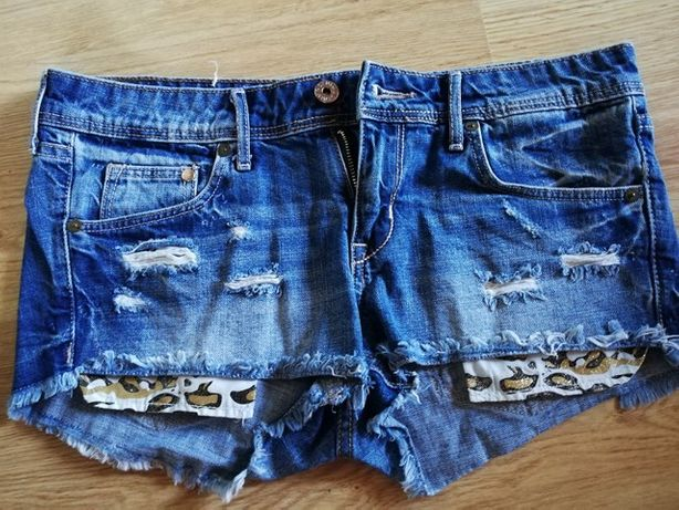 Spodenki jeans 36/38