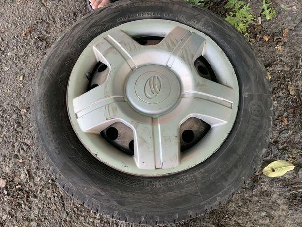 Шины с дисками комплект Continental 185/60/14