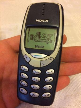 Nokia 3310+зарядка в хорошем состоянии