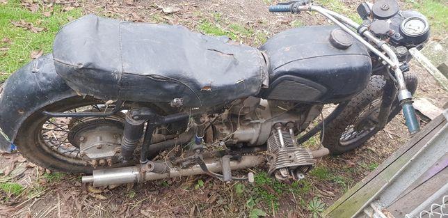 Мотоцикли МТ