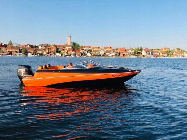 Cortina 620 Sport + Yamaha 150KM nowa łódź motorowa na zamówienie o