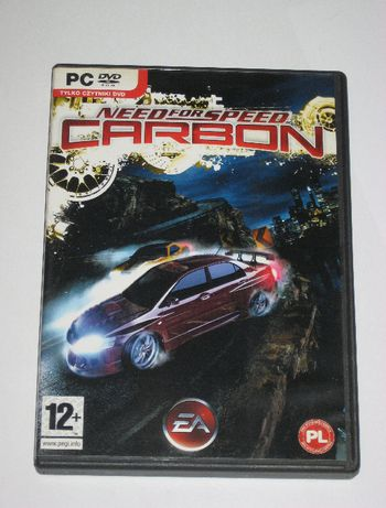Need For Speed Carbon BDB PL po polsku! bdb!