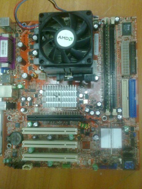 Материнская плата Foxconn 6100K8MB Socket 754